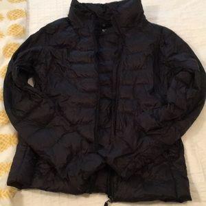 Size Small Black Uniqlo Puffer Jacket